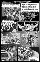 pg6 Space explorer Comic Book by Husef Aritag by hartigas