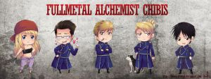 FMA chibis 2 by peace-of-hope