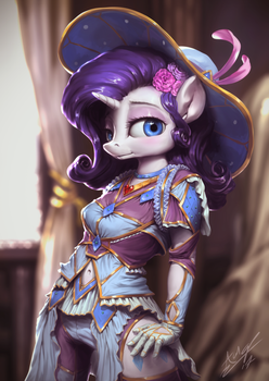 A Rare Fit by AssasinMonkey