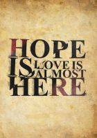 Hope Is Almost by ANewBeginning2012