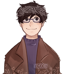 I love Yuuri more than I love myself tbh by soyochii