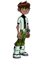 Ken 10 - OS Omniverse Style by Supersketch1220