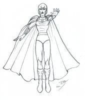 Magneto UoRG by SteveNoble197