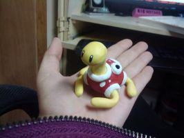 Clay Shuckle, with spots