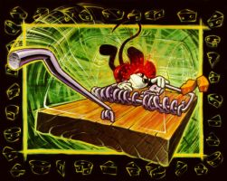 Mickey Mouse Trap by freeny