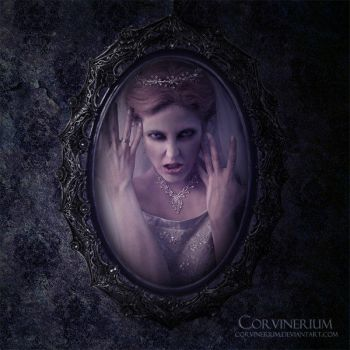 Mirror Mirror On The Wall by Corvinerium