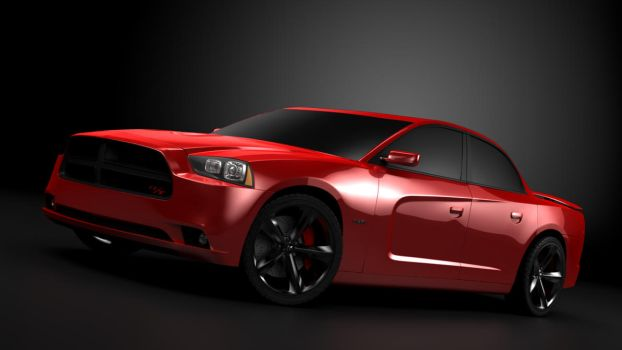 Dodge Charger by Imomchilov