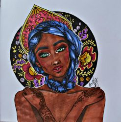 eclecticism by Leliann