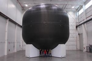SpaceX ITS 12-Meter Carbon Fiber Cryotank by William-Black