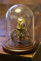 Steampunk Minion by CatherinetteRings