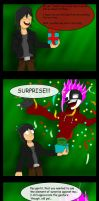 It's Party time... by theheroofdarkness