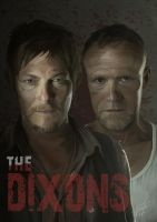 The Dixons Painting by GakiRules