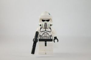 LEGO Recon Trooper by robchange