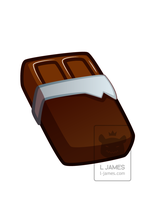 Video Game Chocolate by L-James