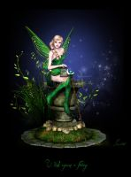 Wish upon a fairy by Loveit