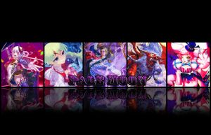 CardFight Vanguard Pale Moon The Dark Circus by ShadowMan88