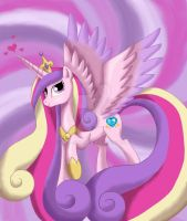 Princess of Love by Mel-Rosey