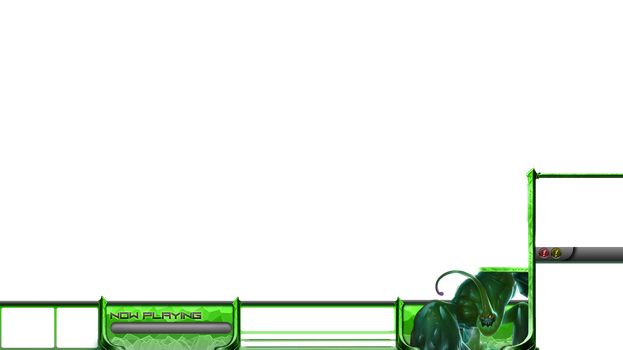 Zac Streaming Overlay by AngryBlueJay