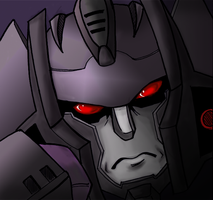 Megatron Armada by Chater