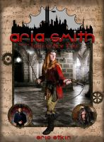 ARIA SMITH book cover mock-up by MOTHdevil