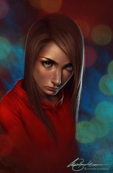 Where is my mind? by Charlie-Bowater