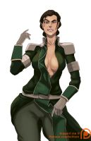 Come and get it! | Kuvira by Knifoon