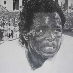 Raiders corner Lester Hayes by joelosito