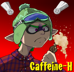 Icon: Caffeine Hangover by nightwindwolf95