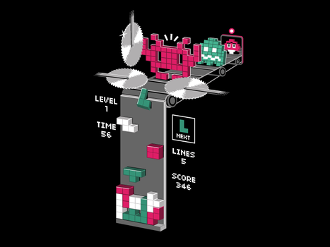 The Reality of Tetris by raulcomash