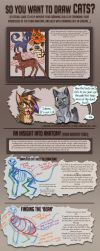 So you want to draw Cats? TUTORIAL by AmyVsTheWorld