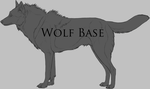 Wolf base by TheSodaSmuggler