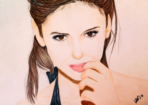 Nina Dobrev Better version by McStAr182