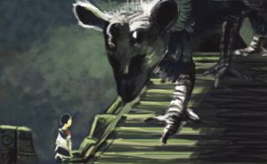 The Last Guardian quicky by Modernerd