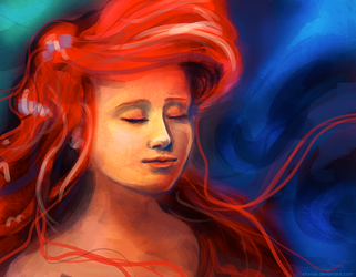 Ariel by chanso