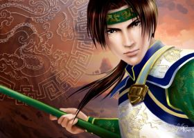 Pneuma of Warriors-Zhao Yun by snowhaven