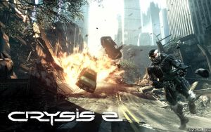 Crysis 2 - Wallpaper by yuriolive