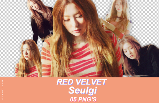 +Render png's | Pack | Seulgi | by ButILoveU