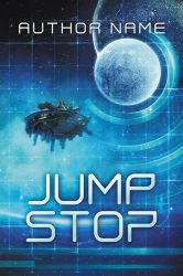 Jump Stop - premade book cover by LHarper