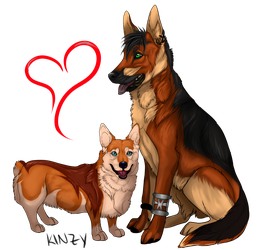 Forever Yours by KahlaWolf