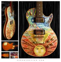 Guitar by aaronsdesign