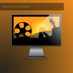 hamsters paradies by blume666