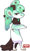 55 - Mint Chocolate Chip by TheKingdomOfGriffia