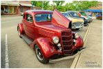 A Maroon Hot Rod by TheMan268