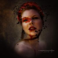 Under the gaze of Aurelia by vampirekingdom