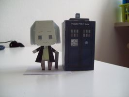 Doctor Who Paperdoll - 1 by Rabenstolz