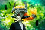 Midna by Cloud-Dark by cloud-dark1470