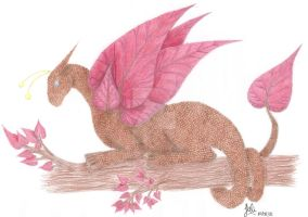 Little dragon by Love-Only-Knows