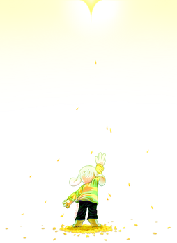 Save Asriel by snowzahedghog