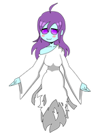 Susina the ghost by Fasina
