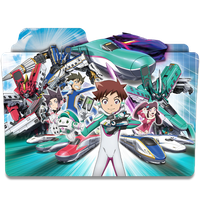 Shinkansen Henkei Robo Shinkalion The Animation v2 by EDSln